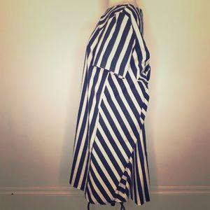 COS A-Line Oversized Minimalist Dress